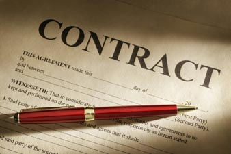 Contracting, Licensing and Commissions